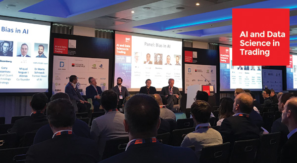 AI & Data Science in Trading London: Commentary & Thoughts